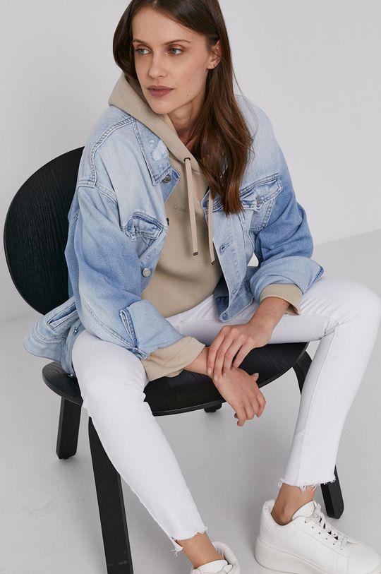 Calvin Klein - Mikina béžová