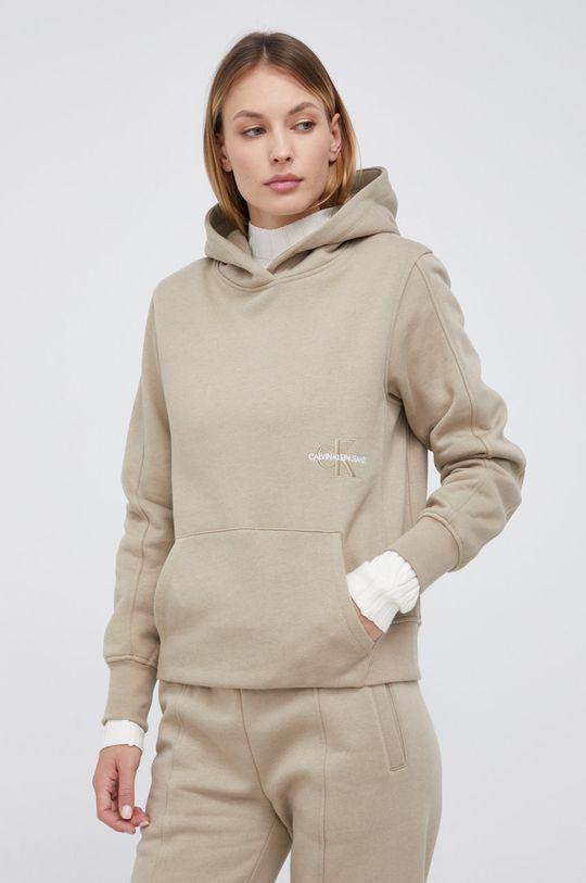 cielisty Calvin Klein Jeans - Bluza Damski