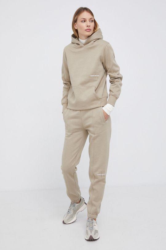 Calvin Klein Jeans - Bluza cielisty