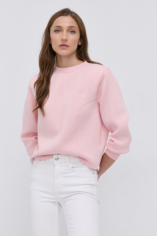 ostry różowy Guess - Bluza Damski