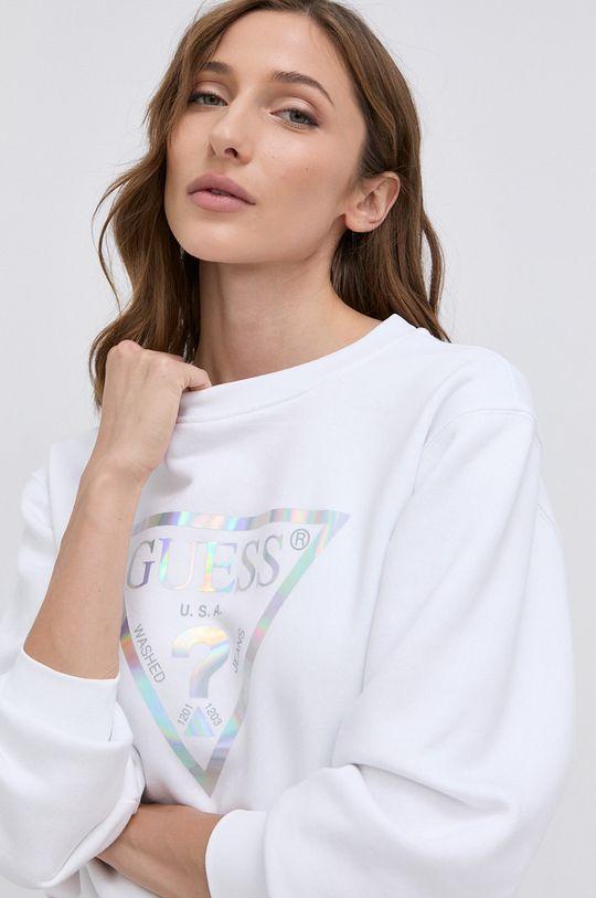 biały Guess - Bluza
