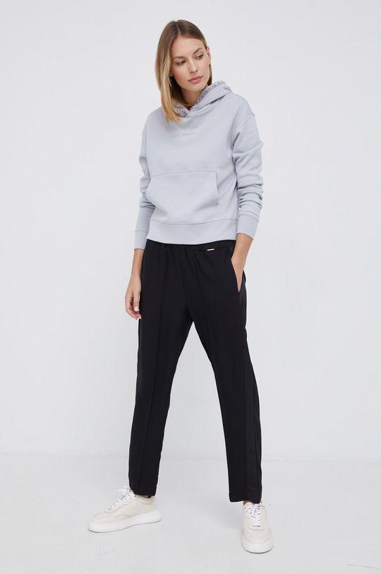 jasny szary Calvin Klein Jeans - Bluza Damski