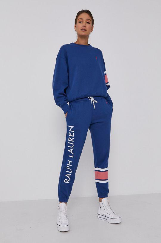 Polo Ralph Lauren - Mikina modrá