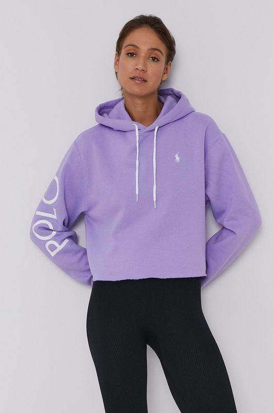 purpurowy Polo Ralph Lauren - Bluza Damski