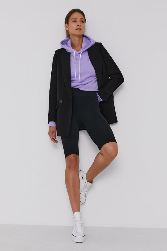 Polo Ralph Lauren - Bluza purpurowy