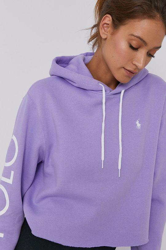 purpurowy Polo Ralph Lauren - Bluza