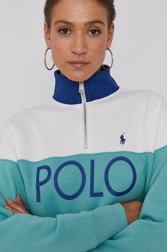 bílá Polo Ralph Lauren - Mikina