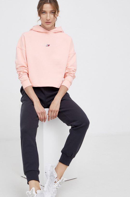 Tommy Hilfiger - Bluza różowy