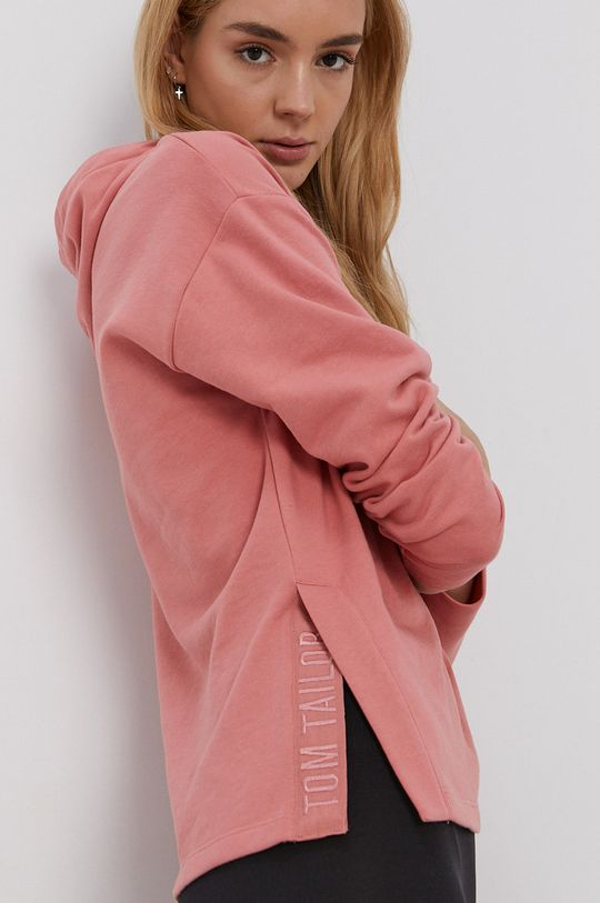roz Tom Tailor - Bluza