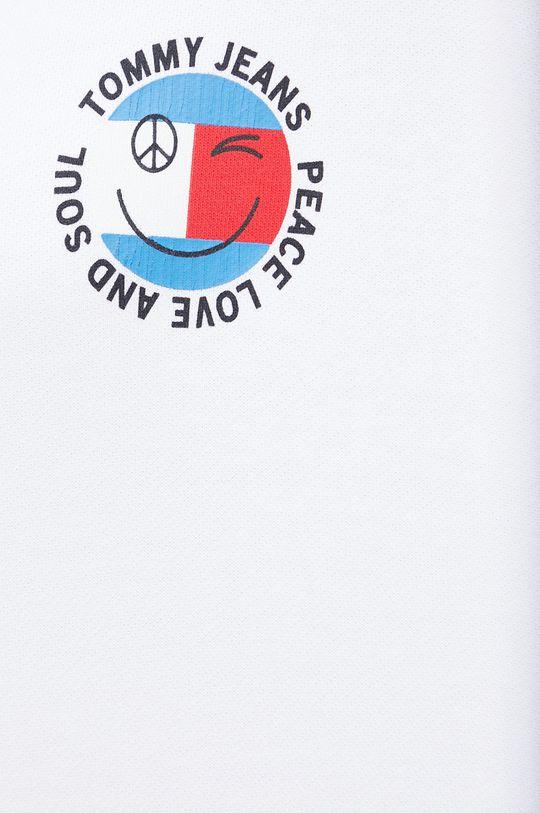 biały Tommy Jeans - Bluza