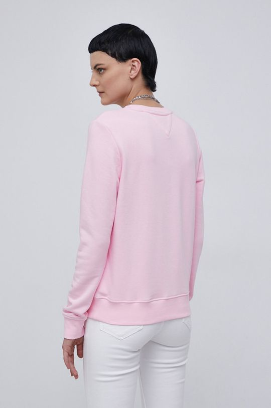 Tommy Jeans - Bluza Materiał zasadniczy: 60 % Bawełna, 40 % Poliester, Ściągacz: 96 % Bawełna, 4 % Elastan