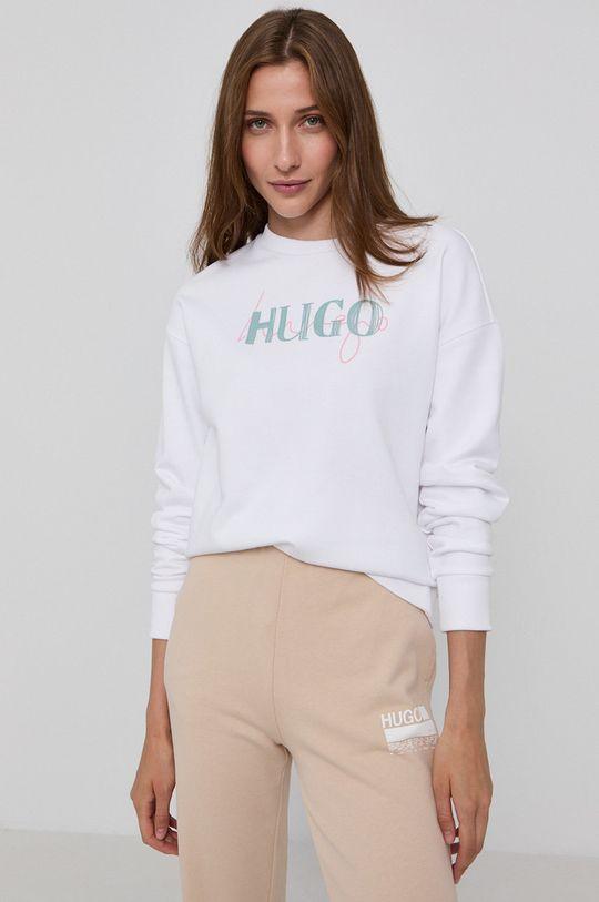 biały Hugo - Bluza Damski