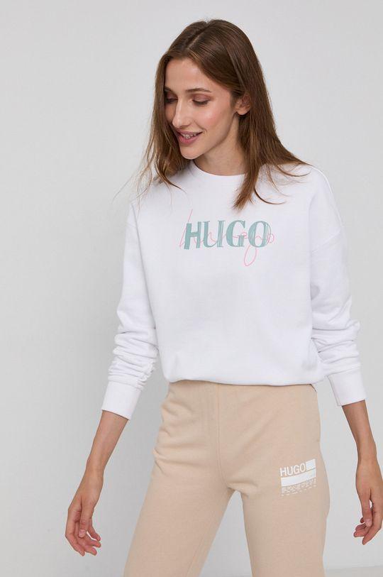biały Hugo - Bluza