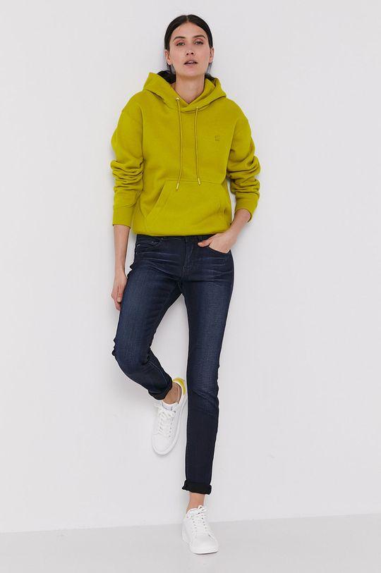 G-Star Raw - Bluza zielony