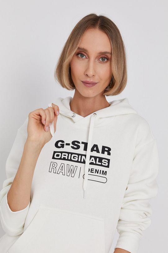 biela G-Star Raw - Mikina
