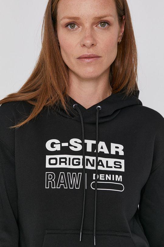 czarny G-Star Raw - Bluza Damski