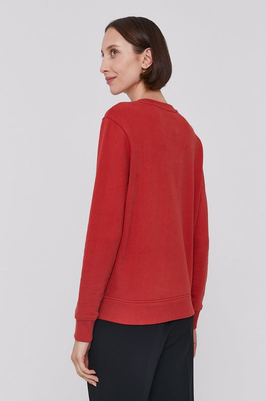 Boss - Bluza bawełniana 100 % Bawełna