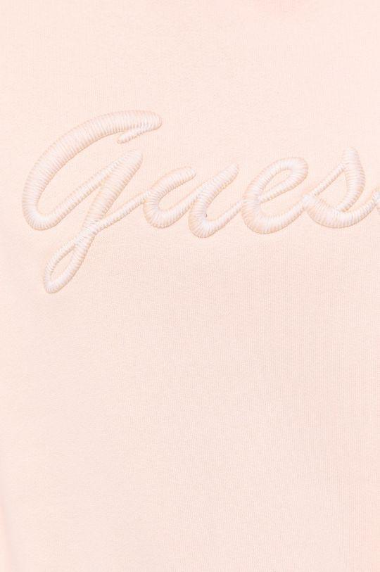 Guess - Hanorac de bumbac De femei