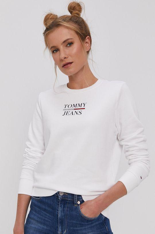 biały Tommy Jeans - Bluza Damski