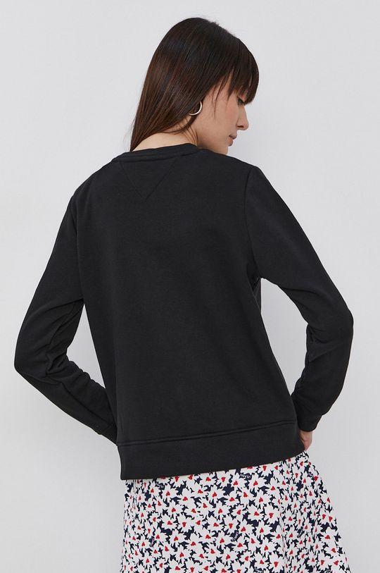 Tommy Jeans - Bluza 10 % Bawełna, 50 % Bawełna organiczna, 40 % Poliester