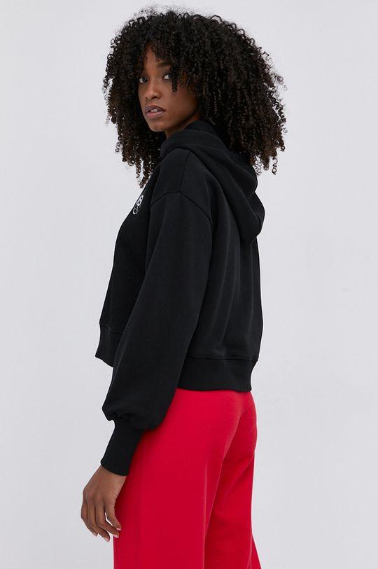 Red Valentino - Mikina  Hlavní materiál: 85% Bavlna, 15% Polyester Provedení: 100% Polyamid