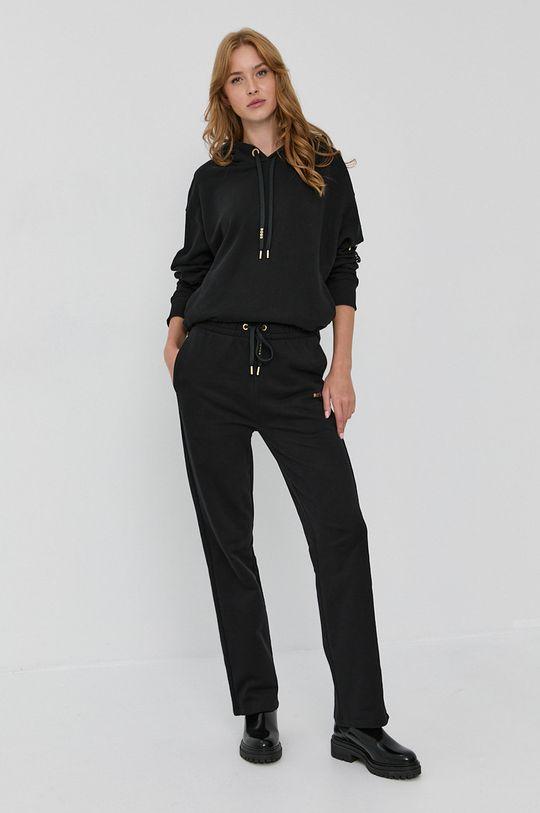 Boss - Bluza czarny