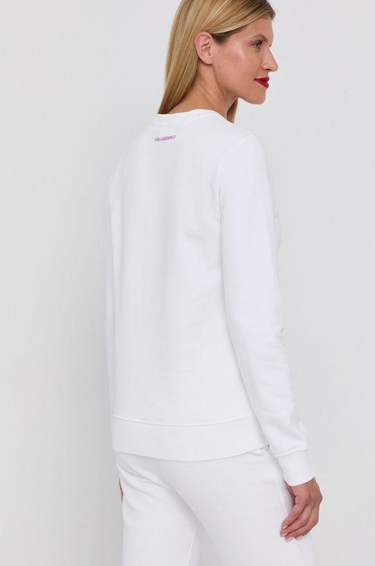 Karl Lagerfeld - Mikina  90% Bavlna, 10% Polyester