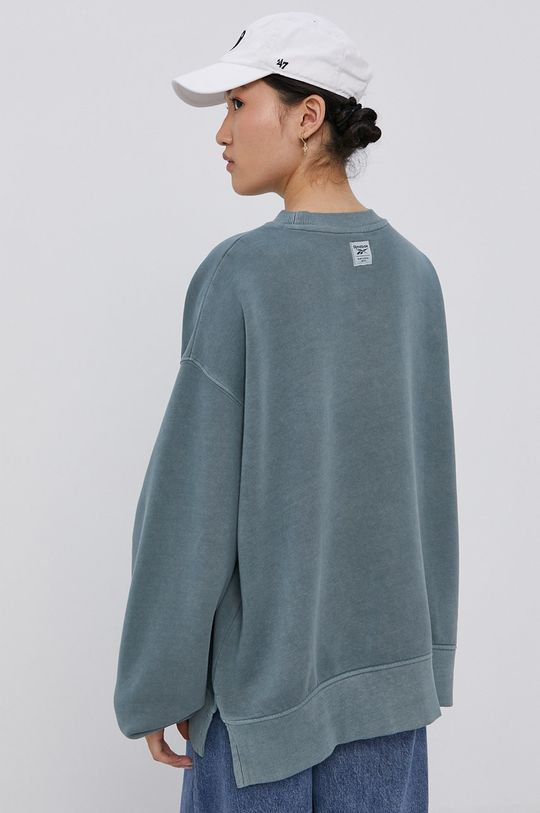 Reebok Classic - Mikina  20% Polyester, 80% Organická bavlna