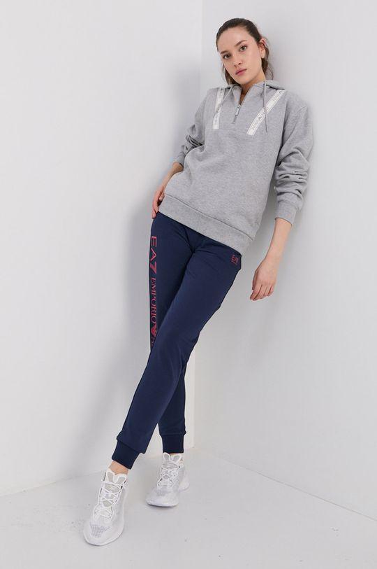 Emporio Armani Underwear - Bluza gri