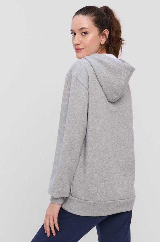 Emporio Armani Underwear - Bluza  Materialul de baza: 60% Bumbac, 40% Poliester  Banda elastica: 57% Bumbac, 5% Elastan, 38% Poliester