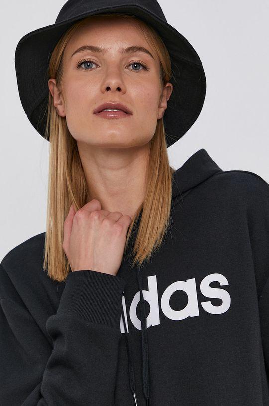 čierna adidas - Mikina