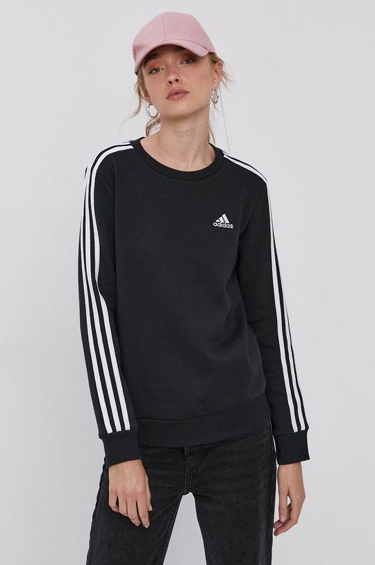 černá adidas - Mikina Dámský