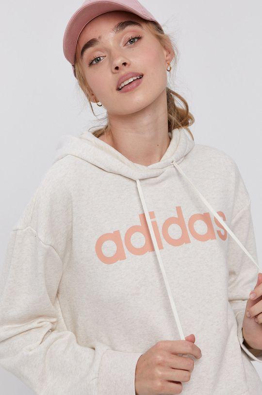 béžová adidas - Mikina Dámský