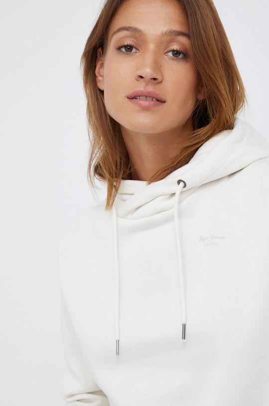 biały Pepe Jeans - Bluza Alicia