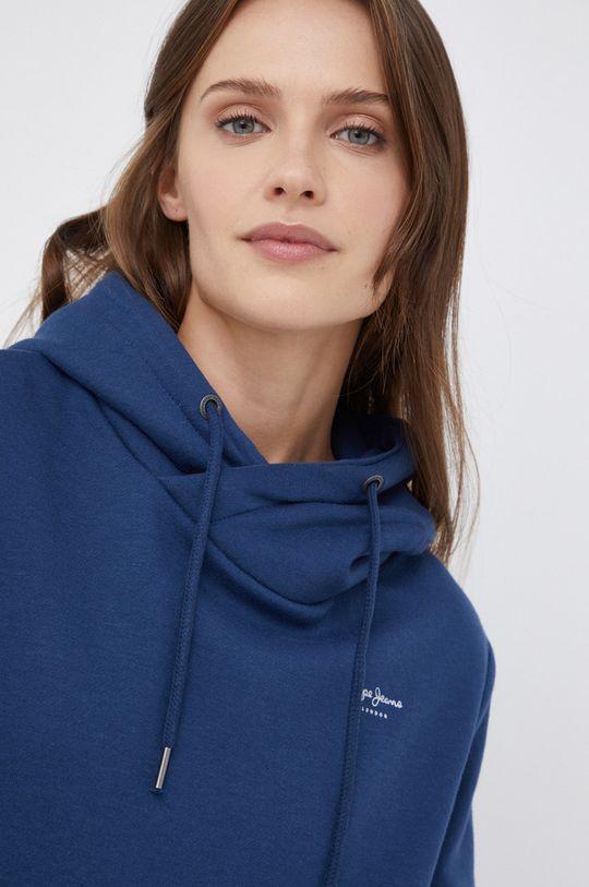 niebieski Pepe Jeans - Bluza Alicia