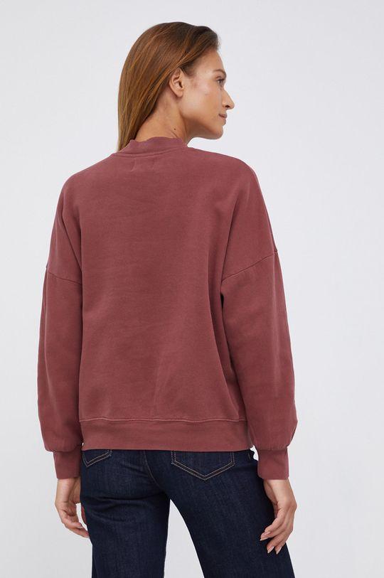 Pepe Jeans - Bluza WOW 65 % Bawełna, 35 % Poliester