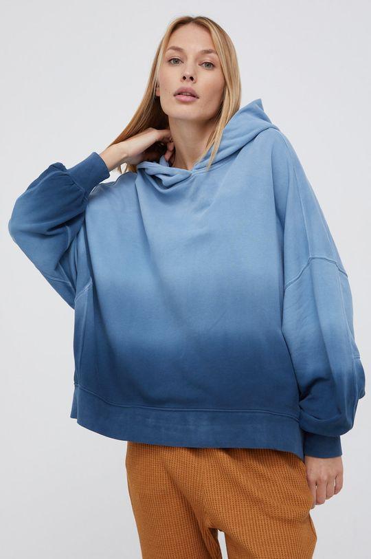 niebieski Marc O'Polo - Bluza bawełniana Damski