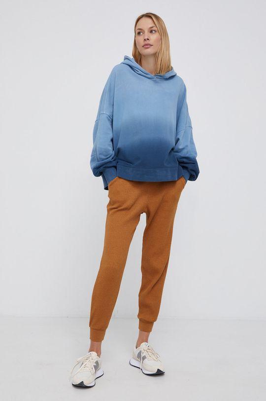 Marc O'Polo - Bluza bawełniana niebieski