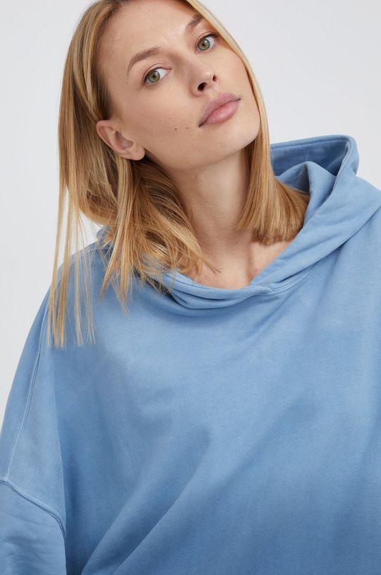 niebieski Marc O'Polo - Bluza bawełniana