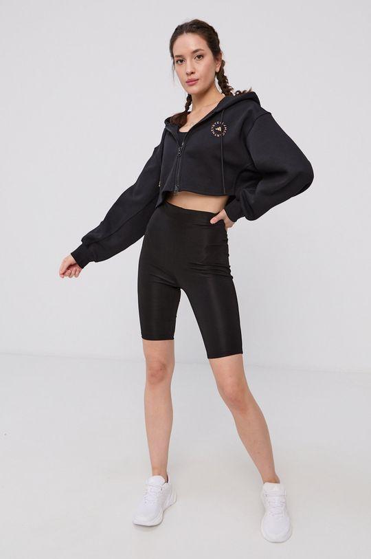 adidas by Stella McCartney - Bluza  60% Bumbac organic, 40% Poliester reciclat