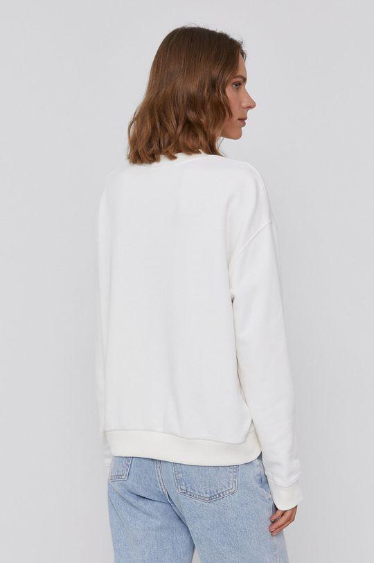 Lee - Bavlněná mikina bílá