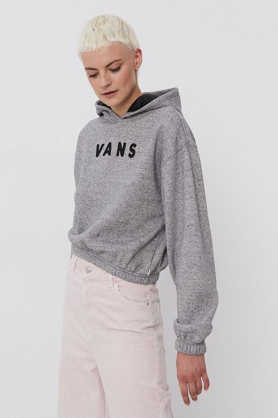 szary Vans - Bluza