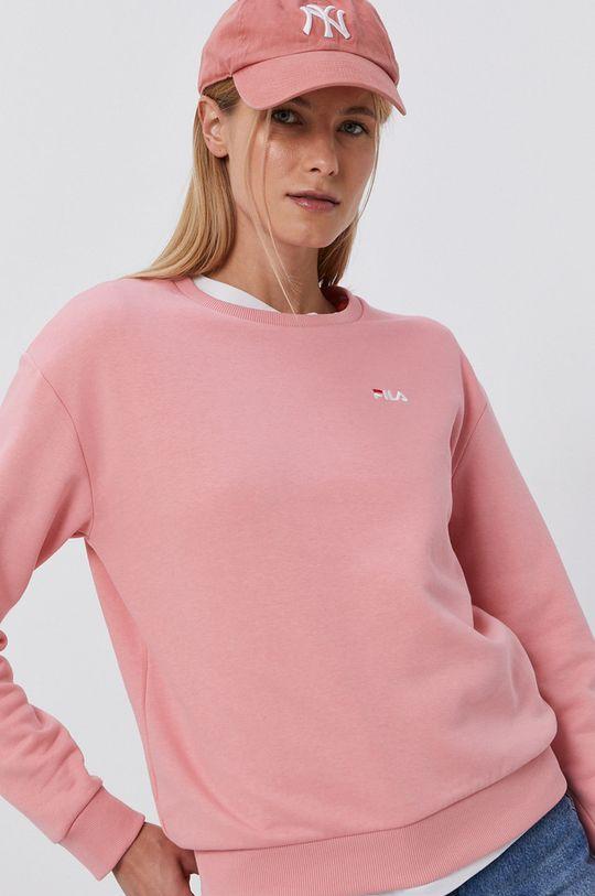 Fila - Bluza różowy