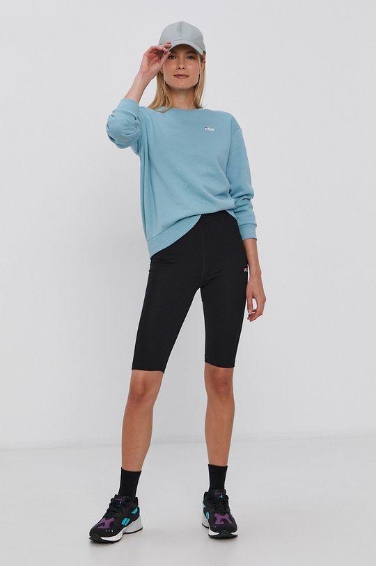 Fila - Bluza jasny niebieski