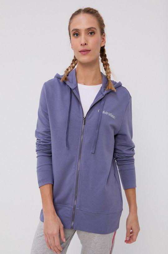 lawendowy Calvin Klein Underwear - Bluza piżamowa Damski