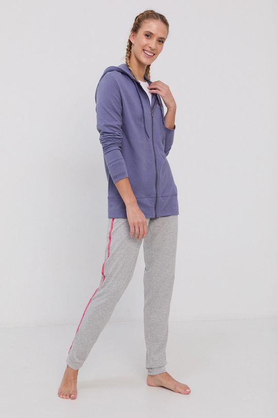 Calvin Klein Underwear - Bluza piżamowa lawendowy