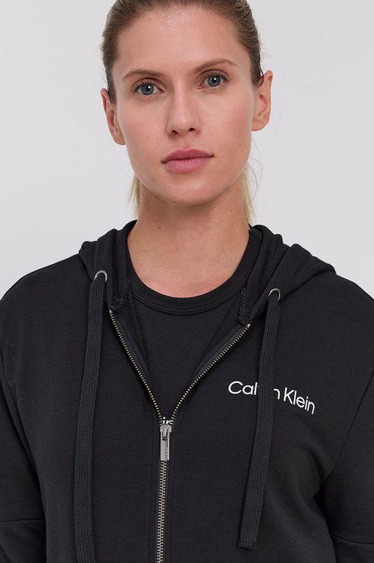 Calvin Klein Underwear - Bluza piżamowa Materiał 1: 58 % Bawełna, 3 % Elastan, 39 % Poliester, Materiał 2: 58 % Bawełna, 3 % Elastan, 39 % Poliester z recyklingu