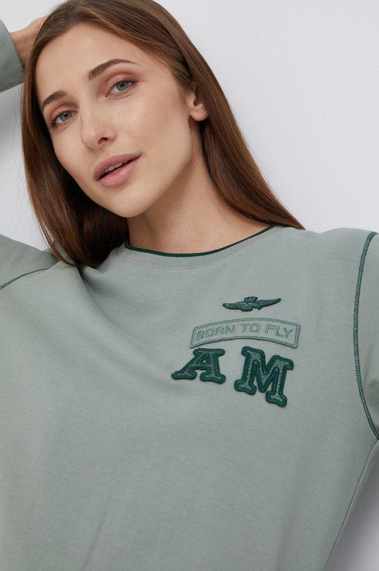 zielony Aeronautica Militare - Bluza
