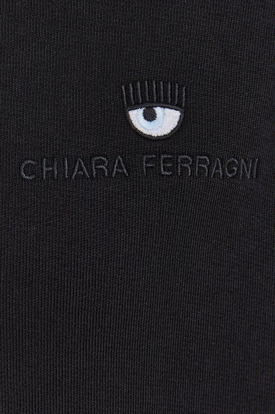 Chiara Ferragni - Bluza bawełniana Logo Basic Damski