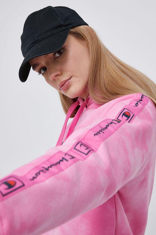 ostrá růžová Champion - Mikina